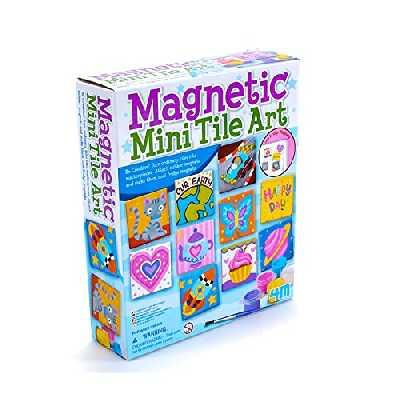 4M 4563AM Art des Mini-Carreaux magnétiques