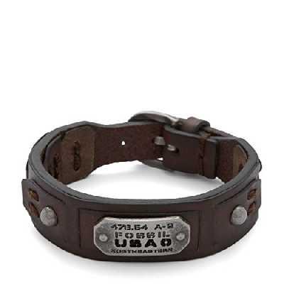 Fossil Bracelet pour hommes JF86562040