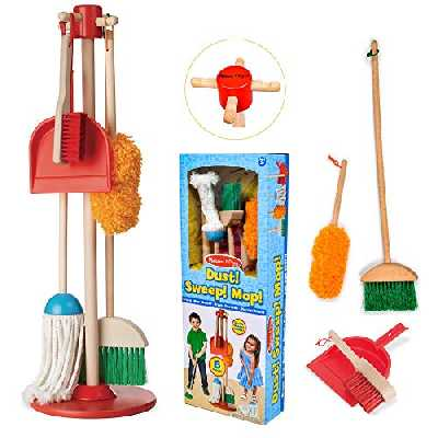 Let's Play House! Balai et balayette : Play House – Kitchens & Play Sets