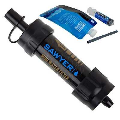 SAWYER PRODUCTS Mini système de Filtration d'eau (SP105 Black)