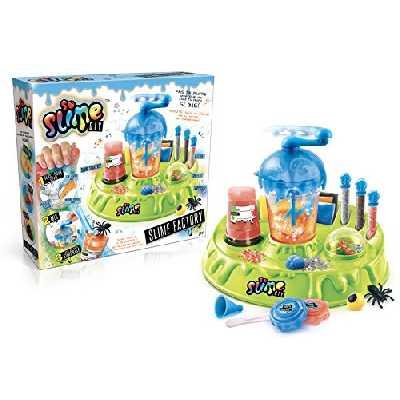 Canal Toys SSC 011 So DIY - Fabrique pour créer tes slimes boy Creepy & Insect - So Slime - modèles aléatoire