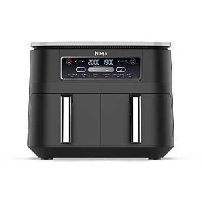 Ninja [AF300EU] Foodi Air Fryer, Plastique, 7.6 liters, Noir