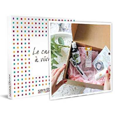 Smartbox - Coffret Cadeau - Coffret Produits de beauté bios et naturels à recevoir chez soi - idée Cadeau Originale