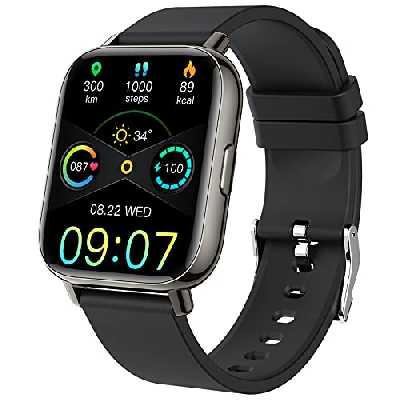 Montre Connectée Homme Femmes, Smartwatch 1,69
