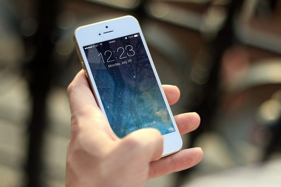Smartphone bloc note