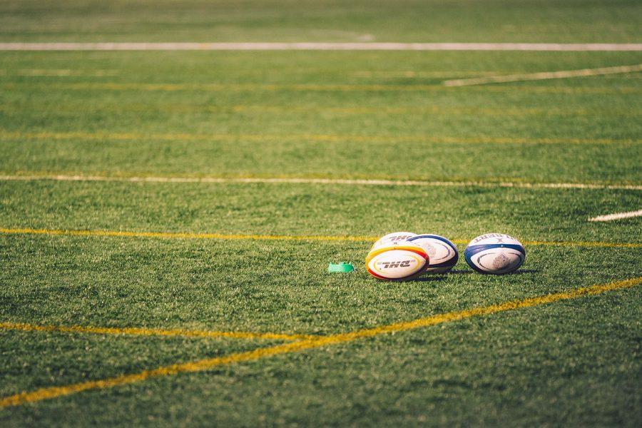 faire du rugby
